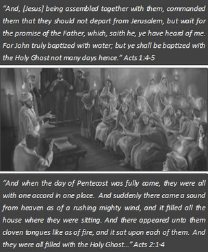 cf064b459fd2 Whenever the Holy Spirit speaks, it is God speaking. Take for example  Ananias when he lied to the Holy Spirit (Acts 5:3-4). Ananias was not lying  to a ...