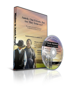 Amish: Our Friends, But Are They Believers? (7-Pack Audio CDs)