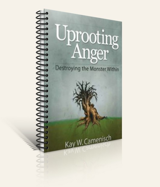 Uprooting Anger: Destroying the Monster Within (By: Kay W. Camenisch)