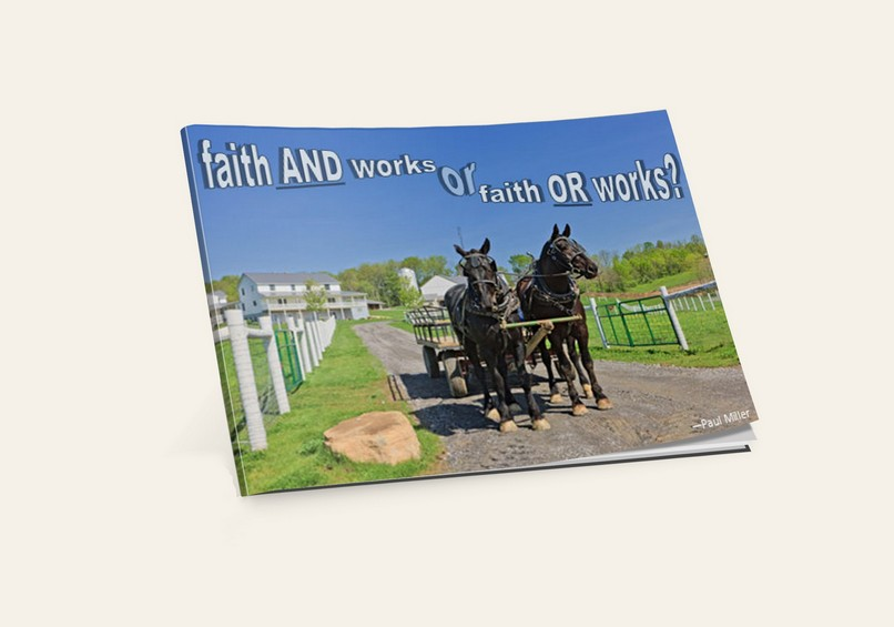 Faith and Works or Faith or Works? (By: Paul Miller)