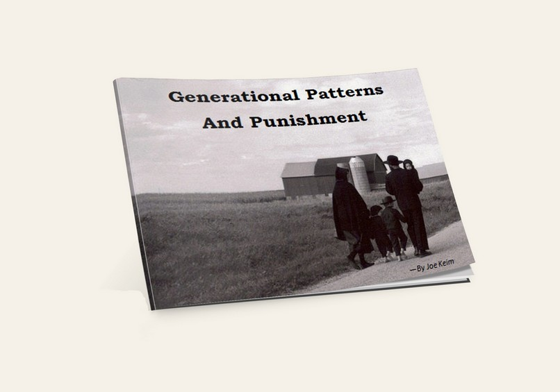 Generational Patterns and Punishment (By: Joe Keim)