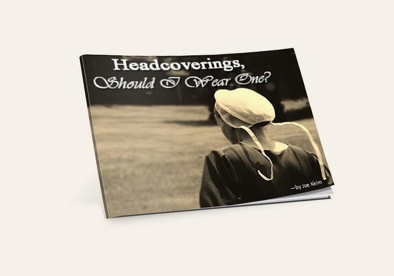 Headcoverings, Should I Wear One? (By: Joe Keim)